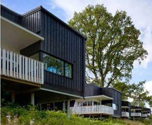 8 zöldtetős ház Svédországban