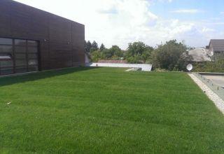 Grădinița din Chitila, cu acoperiș verde