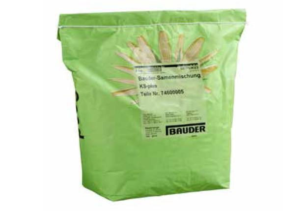 Greening - Seed mixtures