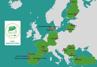 Premiile European Green Capital 2022 și European Green Leaf 2021